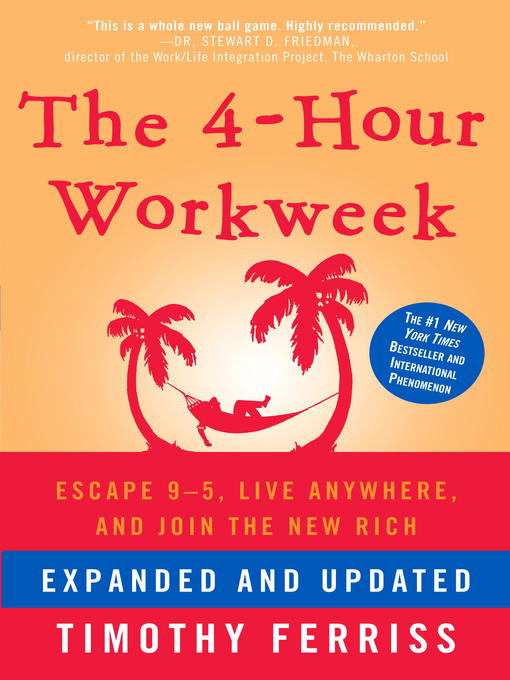 Title details for The 4-Hour Workweek, Expanded and Updated by Timothy Ferriss - Wait list