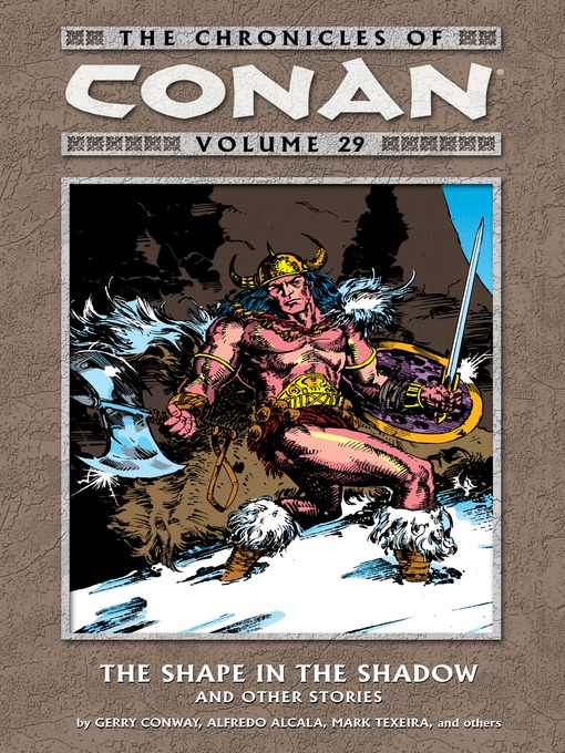 Title details for The Chronicles of Conan, Volume 29 by Various - Available