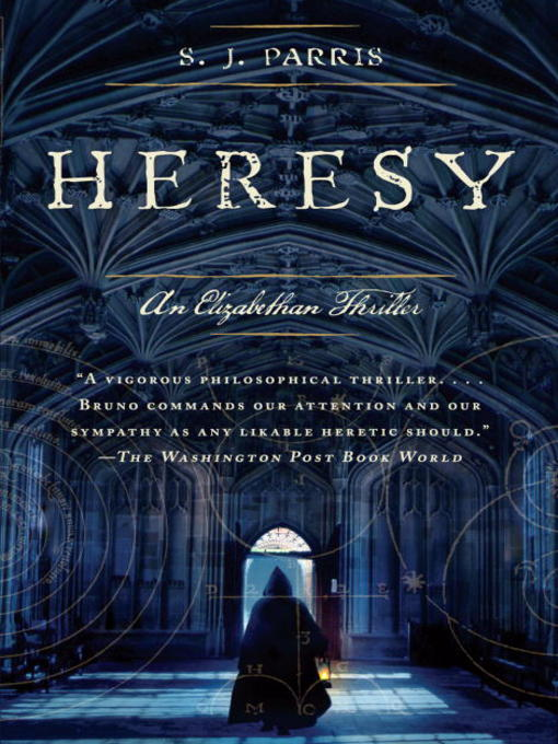 Title details for Heresy by S.J. Parris - Available