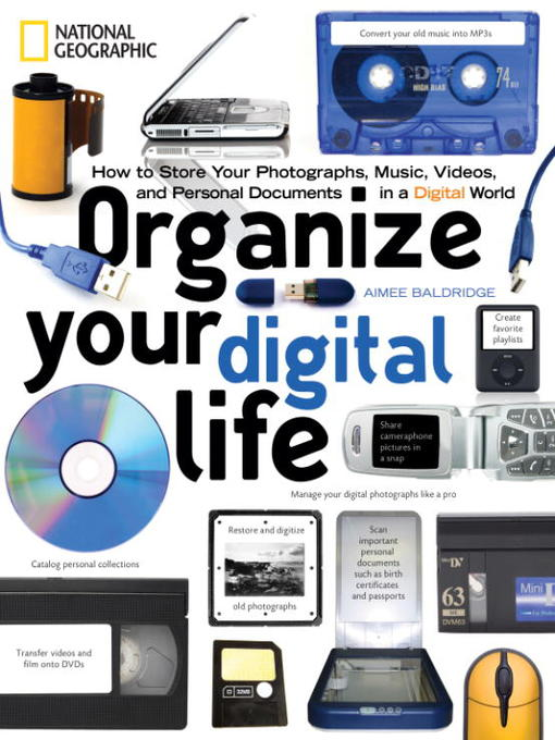 Title details for Organize Your Digital Life by Aimee Baldridge - Wait list