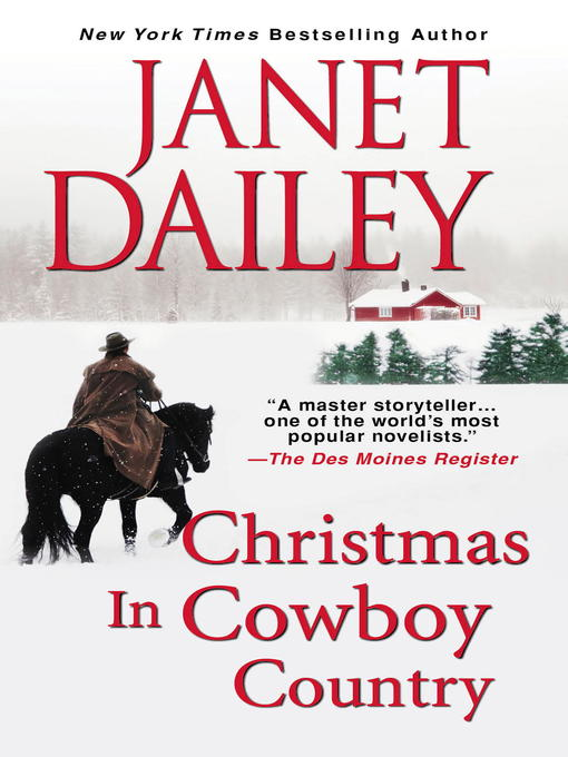 Title details for Christmas in Cowboy Country by Janet Dailey - Available