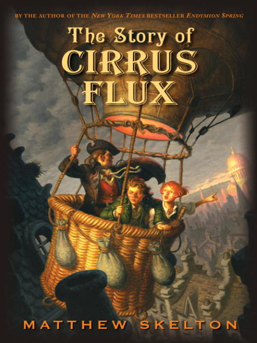 Title details for The Story of Cirrus Flux by Matthew Skelton - Available
