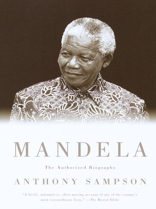 Title details for Mandela by Anthony Sampson - Available
