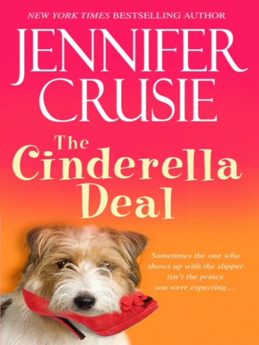 Title details for The Cinderella Deal by Jennifer Crusie - Wait list