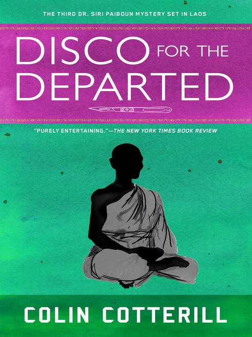Title details for Disco for the Departed by Colin Cotterill - Available