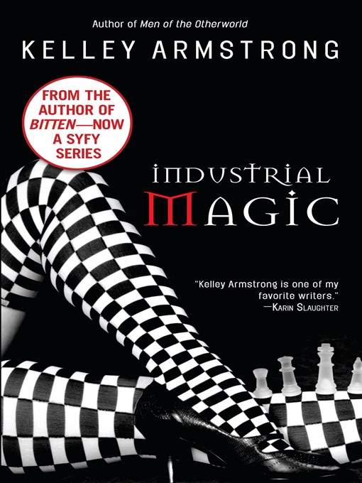 Cover of Industrial Magic