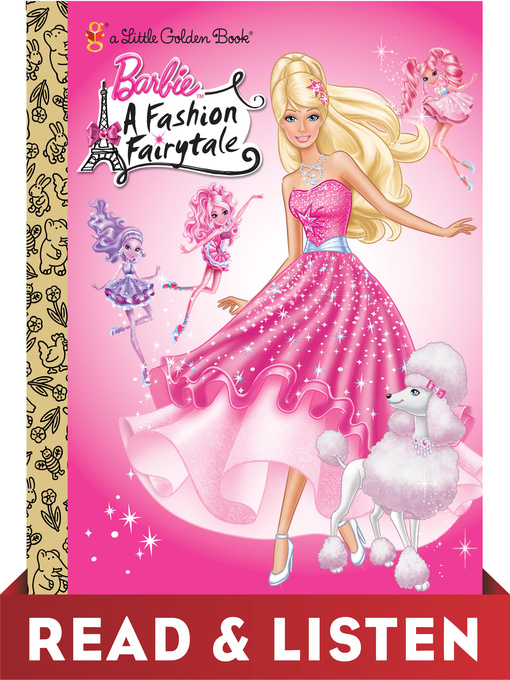 Cover of Fashion Fairytale
