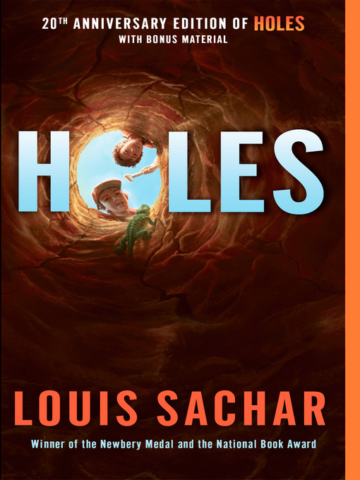 Cover image for book: Holes