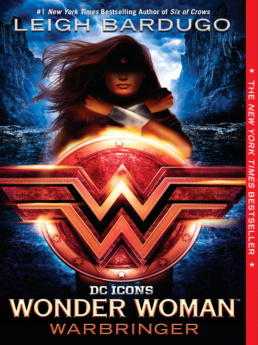 Cover of Wonder Woman: Warbringer