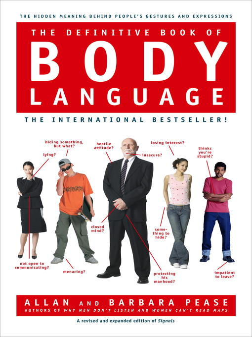 Title details for The Definitive Book of Body Language by Barbara Pease - Wait list