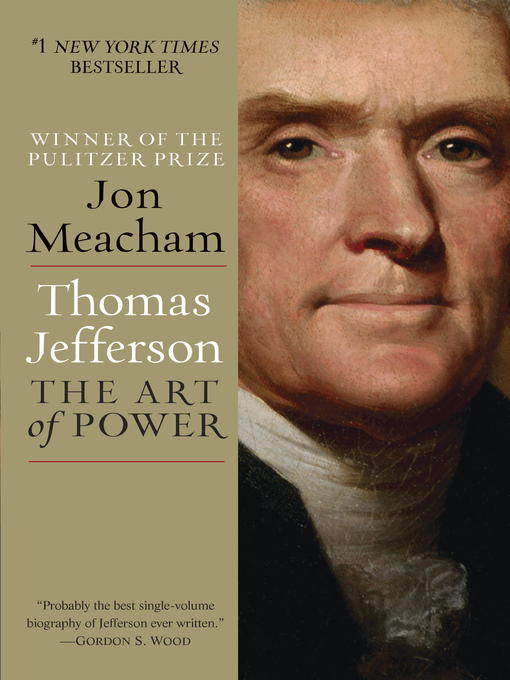 Title details for Thomas Jefferson by Jon Meacham - Available