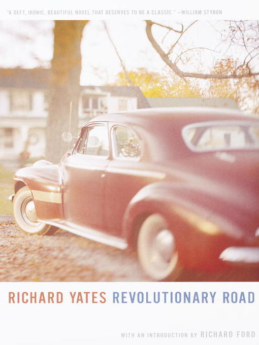 Title details for Revolutionary Road by Richard Yates - Available