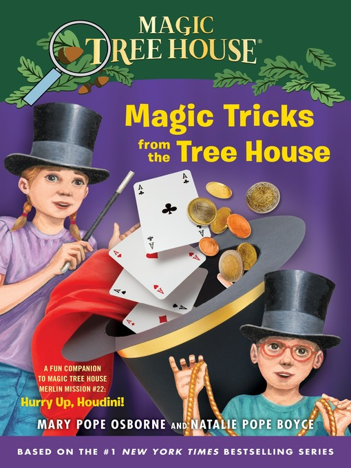 Title details for Magic Tricks from the Tree House by Mary Pope Osborne - Available
