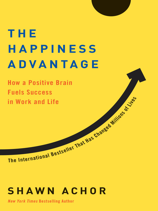 Title details for The Happiness Advantage by Shawn Achor - Wait list