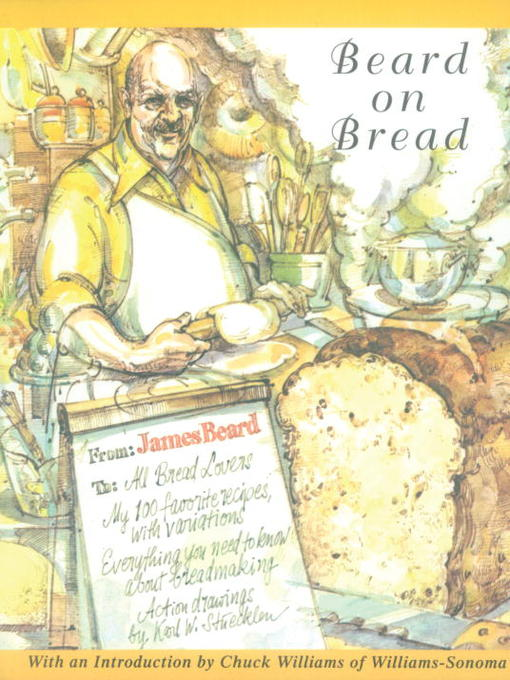 Title details for Beard On Bread by James Beard - Available