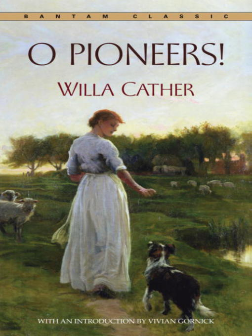 Title details for O Pioneers! by Willa Cather - Wait list