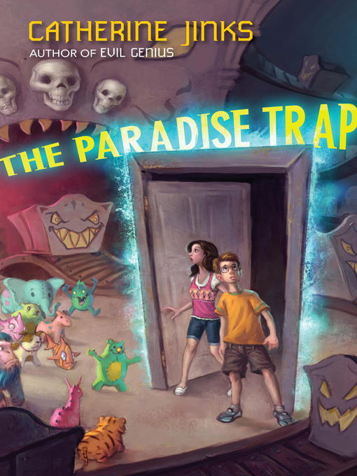 Title details for The Paradise Trap by Catherine Jinks - Wait list
