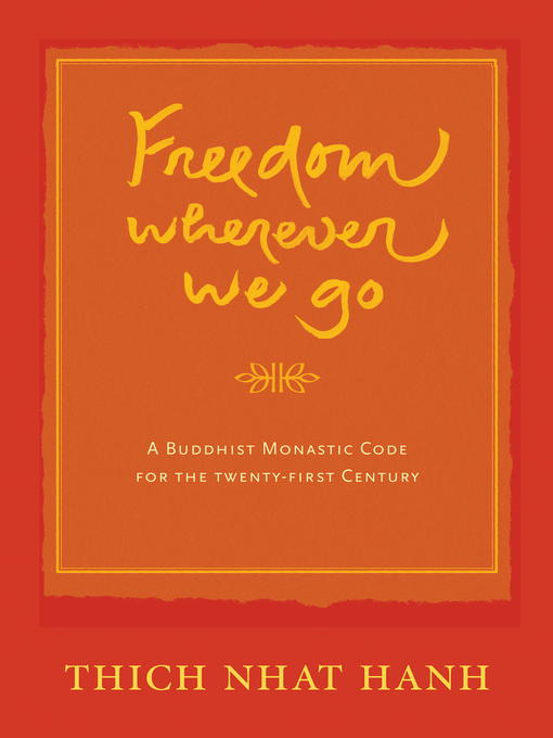 Kids freedom wherever we go national library board singapore title details for freedom wherever we go by thich nhat hanh available fandeluxe Gallery