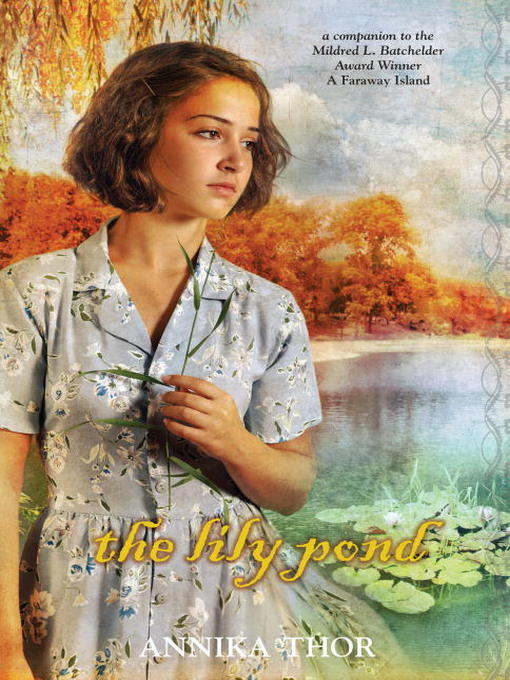 Cover image for The Lily Pond