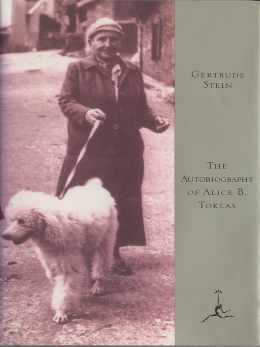 Title details for The Autobiography of Alice B. Toklas by Gertrude Stein - Available