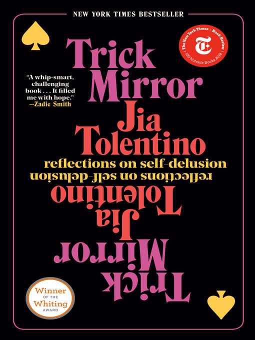 Title details for Trick Mirror by Jia Tolentino - Available