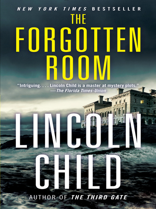 Cover of The Forgotten Room