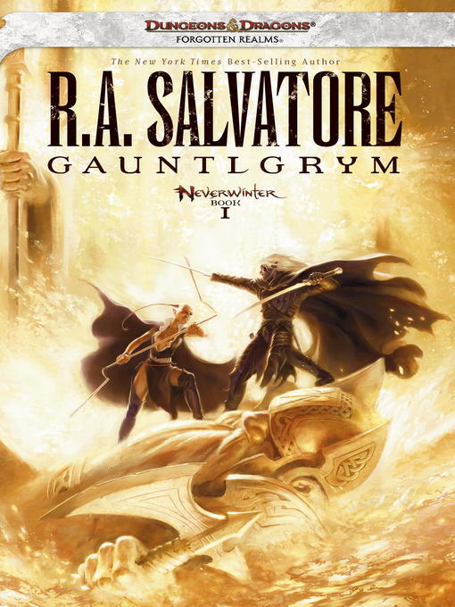Title details for Gauntlgrym by R.A. Salvatore - Available