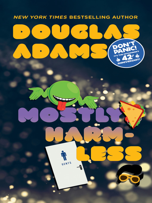 Title details for Mostly Harmless by Douglas Adams - Available