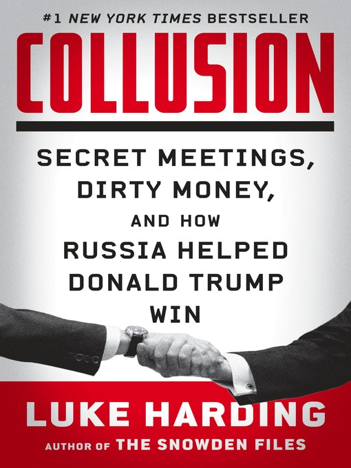 Title details for Collusion by Luke Harding - Available