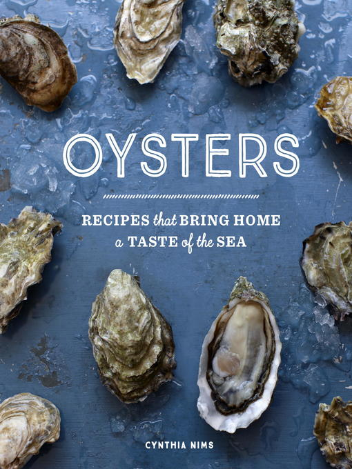 Title details for Oysters by Cynthia Nims - Available