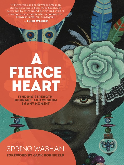 Title details for A Fierce Heart by Spring Washam - Wait list
