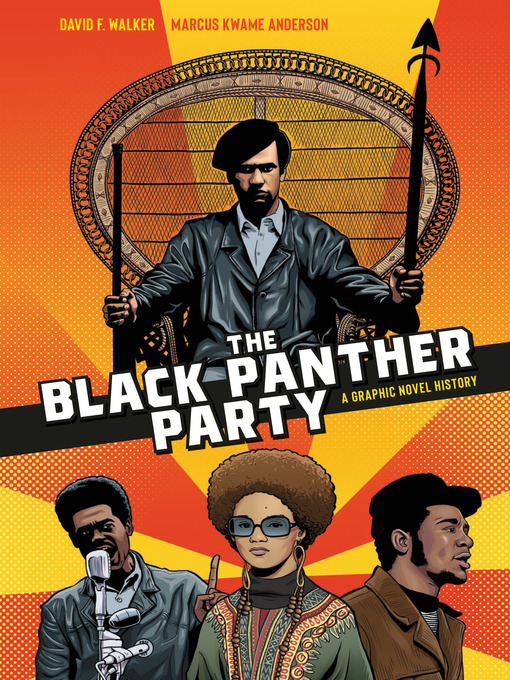 Title details for The Black Panther Party by David F. Walker - Available