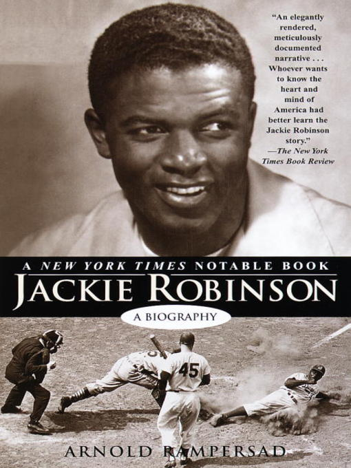 Title details for Jackie Robinson by Arnold Rampersad - Available