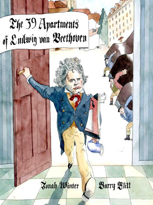 Title details for The 39 Apartments of Ludwig Van Beethoven by Jonah Winter - Available