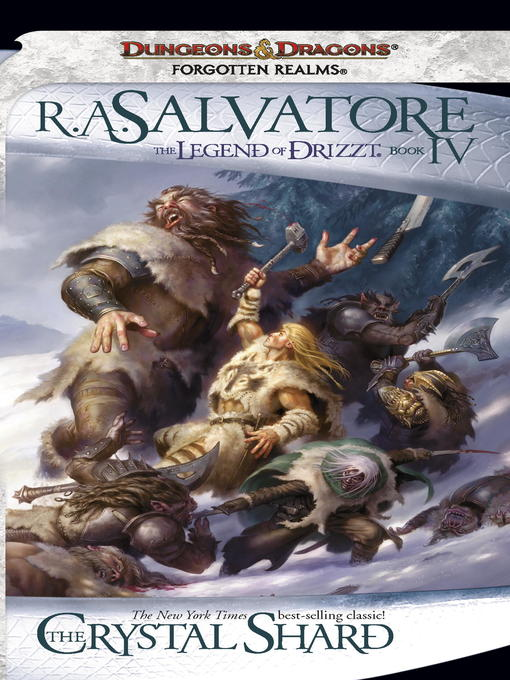 Title details for The Crystal Shard by R.A. Salvatore - Wait list