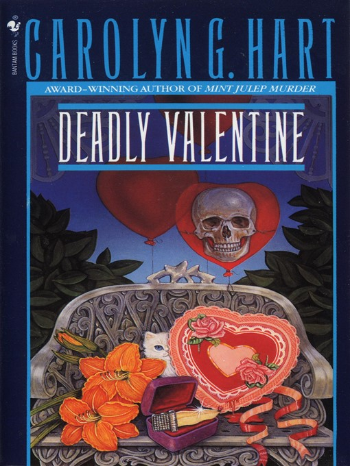 Title details for Deadly Valentine by Carolyn Hart - Wait list
