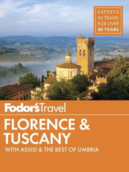 Title details for Fodor's Florence & Tuscany by Fodor's Travel Guides - Wait list