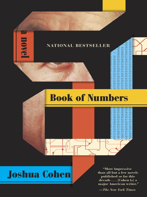 Title details for Book of Numbers by Joshua Cohen - Wait list