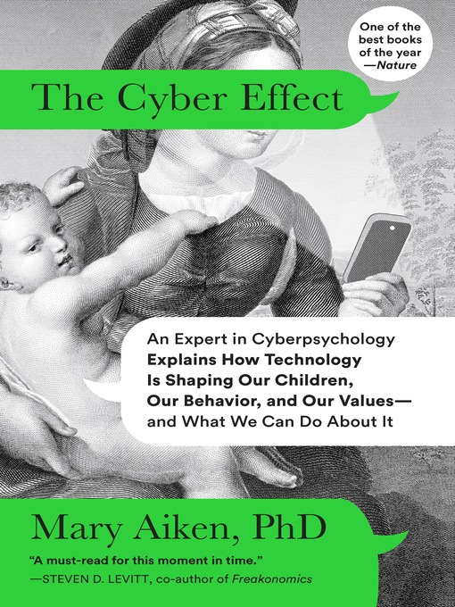 Title details for The Cyber Effect by Mary Aiken - Wait list