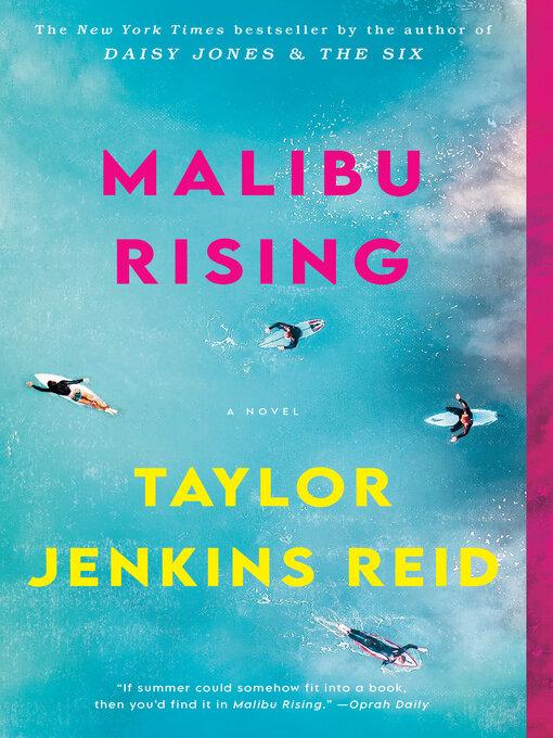 Title details for Malibu Rising by Taylor Jenkins Reid - Wait list