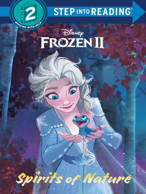 Title details for Spirits of Nature (Disney Frozen 2) by Natasha Bouchard - Available