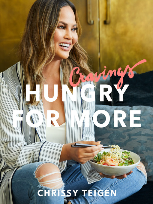 Title details for Cravings by Chrissy Teigen - Wait list