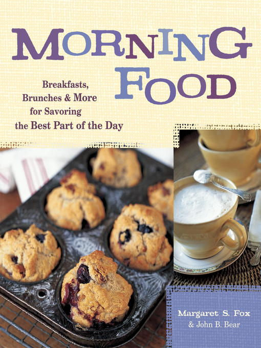 Title details for Morning Food by Margaret S. Fox - Available