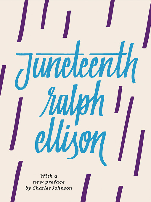 Title details for Juneteenth by Ralph Ellison - Available