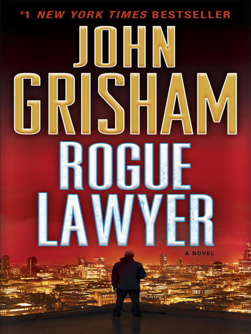 Cover of Rogue Lawyer