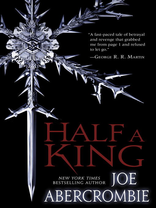 Title details for Half a King by Joe Abercrombie - Available