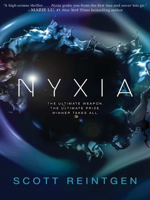 Title details for Nyxia by Scott Reintgen - Wait list