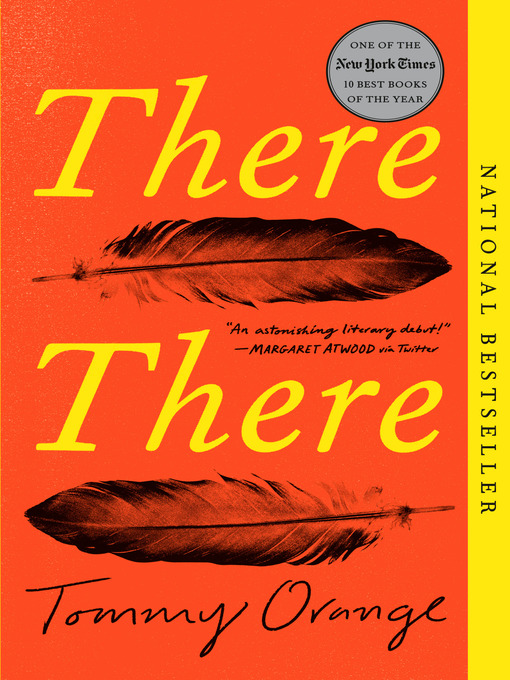 Title details for There There by Tommy Orange - Wait list