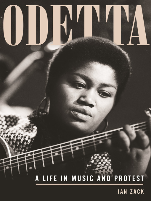 Title details for Odetta by Ian Zack - Available