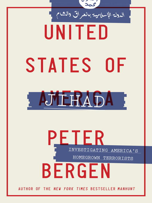 Cover of United States of Jihad